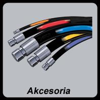 Akcesoria Bezares, filtry, węże, złączki, złączki, adaptery, wałki odbioru mocy do skrzyni biegów