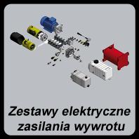 Zestawy elektrycznego zasilania wywrotu, akcesoria do hydrauliki siłowej wysokiej jakości, atrakcyjna cena  produktów Bezares
