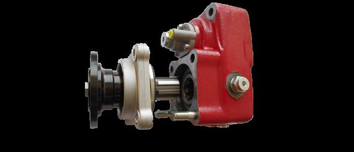 Bezares przystawka odbioru mocy , mocna  odsilnikowa, montowana na skrzyni biegów  obroty prawe lub lewe przeznaczona do skrzyń ZF. Przystawka odbioru mocy Bezares ZF