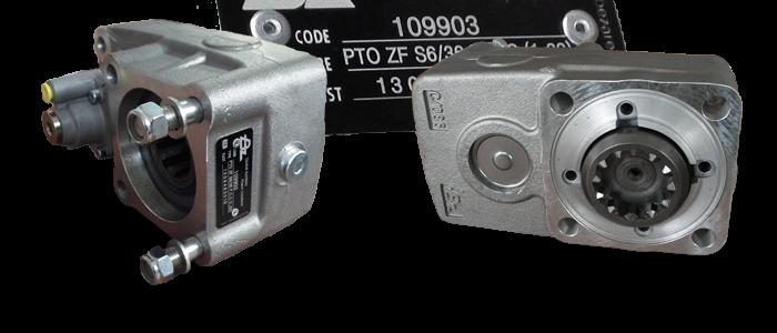 najmocniejsze przystawki odbioru mocy pod kompresor, HDS betonomieszarkę i inne