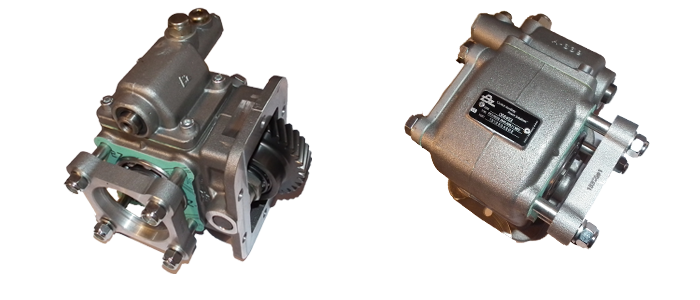 PTO hydraulika siłowa Przystawka odbioru mocy do IVECO do skrzyni biegów IVECO